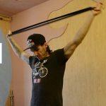50 упражнений с резиновой петлей на все группы мышц